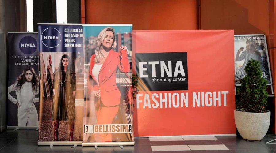 Predivne manekenke ABC Models očarale na ETNA FASHION NIGHT u Gračanici