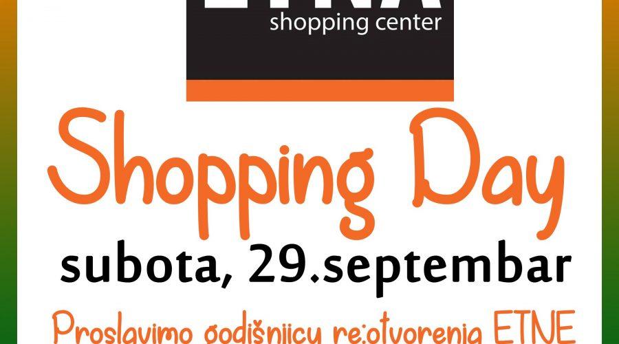 Shopping Day u SC ETNI!
