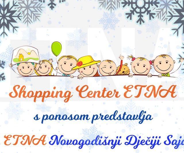 Drugi ETNA Novogodišnji Dječiji Sajam!