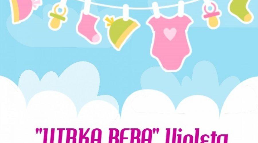 Utrka beba – Violeta – 26.januar