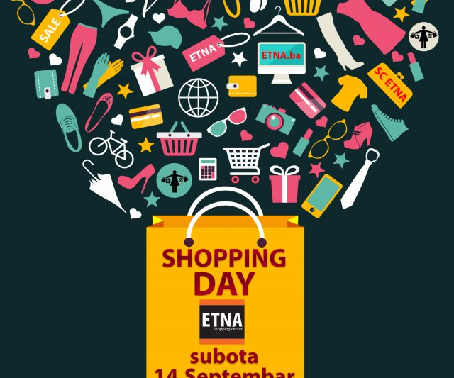 Shopping Day – subota 14.Septembar