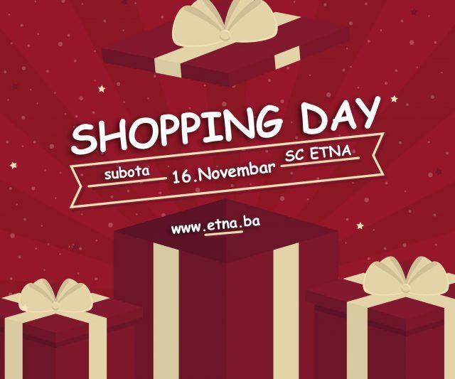 Shopping Day – subota 16.Novembar