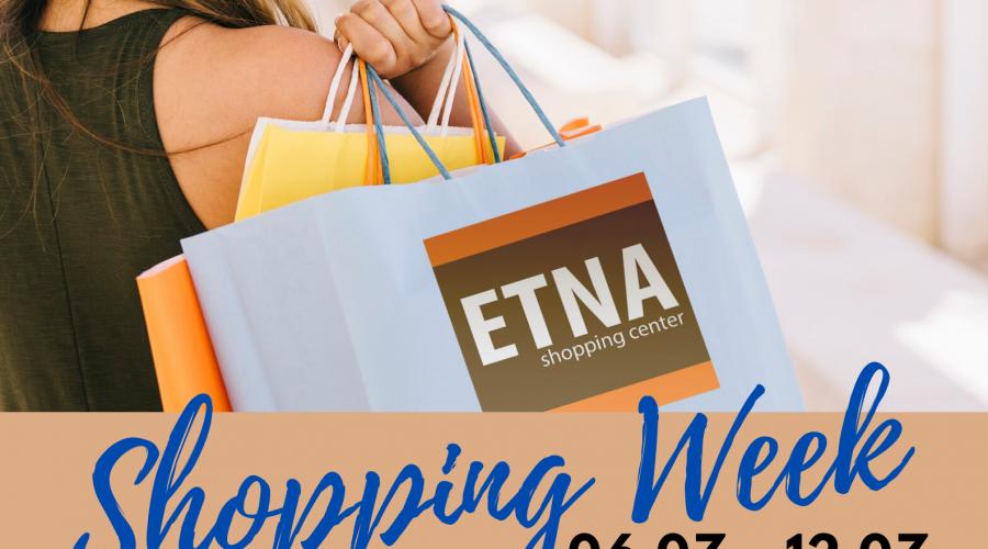 Shopping Week – od 06 do 12.Jula!