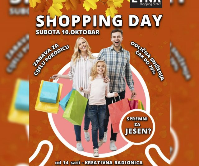Shopping Day 10.Oktobra u ETNI!