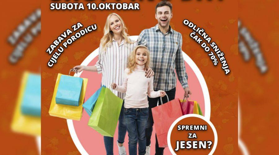 Shopping Day 10.Oktobra u ETNI!