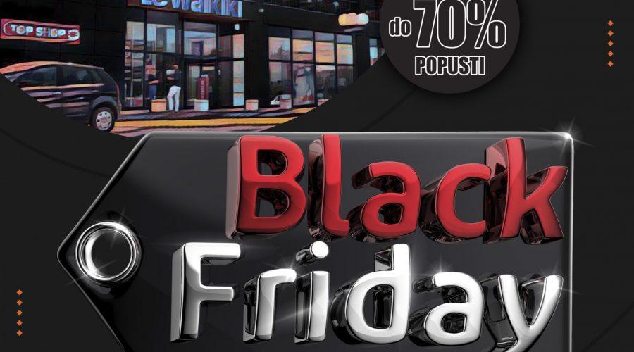 Black Friday u SC ETNI!