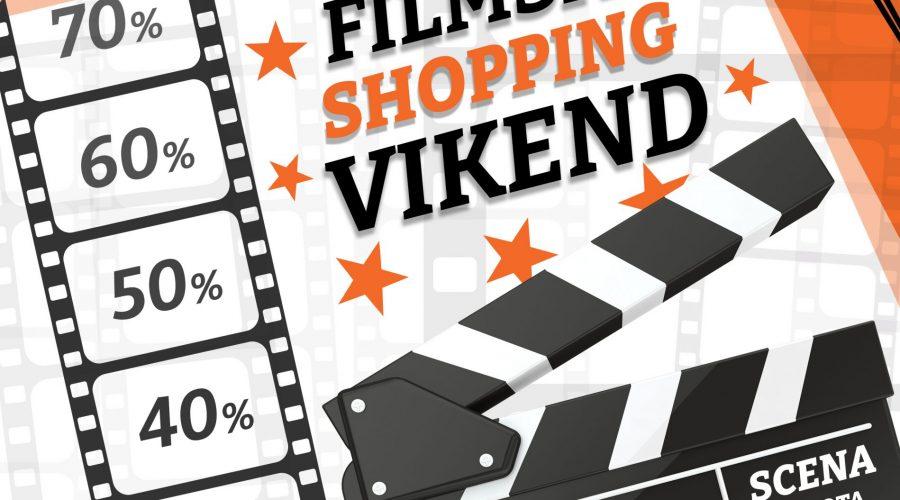 Filmski shopping vikend u SC ETNI!